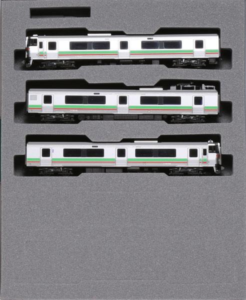 10-1619 731系〈いしかりライナー〉 3両セット[KATO]《発売済・在庫品》