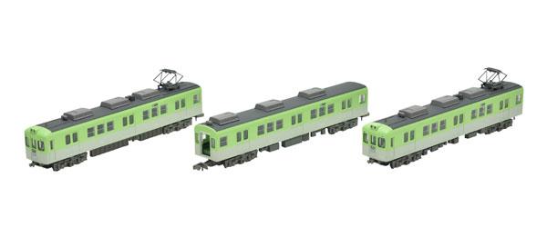 鉄道コレクション 神戸電鉄デ1150形1151編成メモリアルトレイン 3両セット[トミーテック]《発売済・在庫品》
