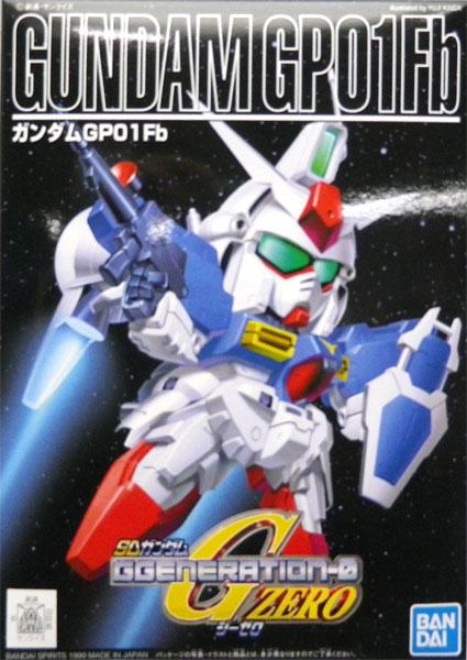 BB戦士 ガンダムGP-01FB プラモデル(再販)[BANDAI SPIRITS]《発売済・在庫品》