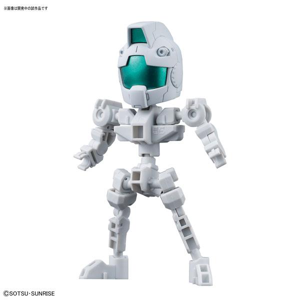 SDガンダム クロスシルエット クロスシルエットフレーム[ホワイト] プラモデル(再販)[BANDAI SPIRITS]《発売済・在庫品》
