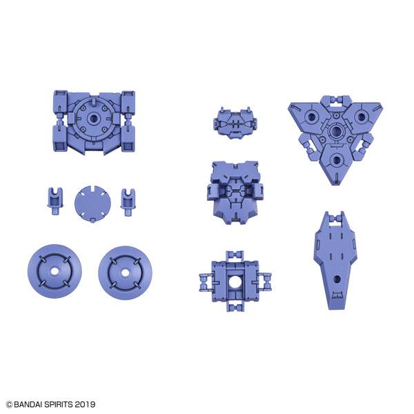 30MM 1/144 無人偵察用オプションアーマー[ラビオット用/パープル] プラモデル[BANDAI SPIRITS]《発売済・在庫品》