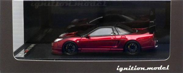 1/43 Honda NSX-R (NA2) Red Metallic[イグニッションモデル]《発売済・在庫品》