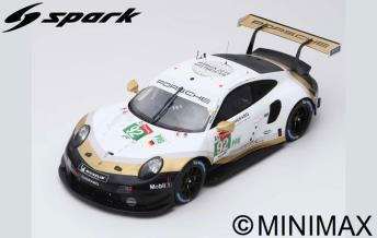 1/12 Porsche 911 RSR No.92 Porsche GT Team 24H Le Mans 2019 M. Christensen - K. Estre - L. Vanthoor[スパーク]【送料無料】《発売済・在庫品》