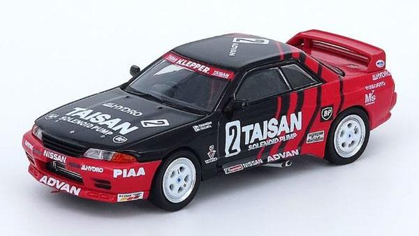 """1/64 スカイライン GT-R R32 #2 """"TAISAN"""" JTC 1991[INNO Models]《07月仮予約》"""