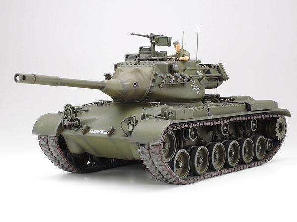 タミヤ・イタレリ 1/35 ドイツ連邦軍戦車 M47 パットン プラモデル[タミヤ]《発売済・在庫品》