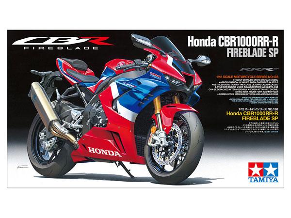 1/12 Honda CBR1000RR-R FIREBLADE SP プラモデル[タミヤ]《発売済・在庫品》