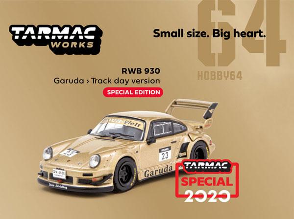 1/64 RWB 930 Garuda - Track day version[Tarmac Works]《07月予約》