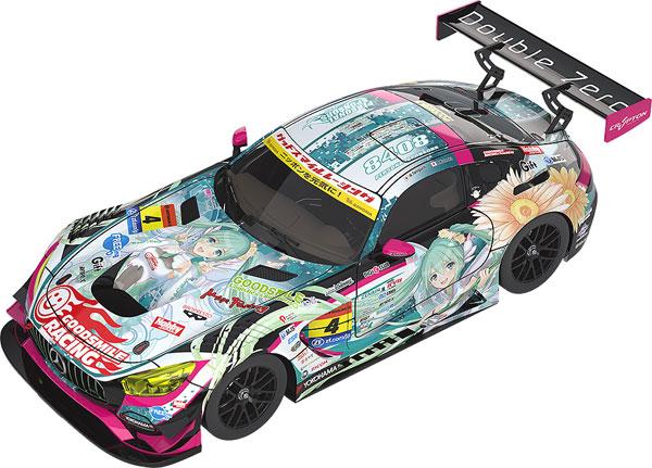 ミニカー 1/18 初音ミクGTプロジェクト グッドスマイル 初音ミク AMG 2017 SUPER GT ver.[グッドスマイルレーシング]【送料無料】《10月予約》