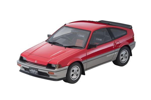 イグニッションモデル×トミーテック T-IG1811 ホンダ バラードスポーツCR-X Si(赤/グレー)[トミーテック]【送料無料】《発売済・在庫品》