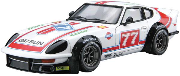 ザ・モデルカー No.SP 1/24 ニッサン S30 フェアレディ280Z Special '75 プラモデル[アオシマ]《発売済・在庫品》