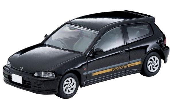 トミカリミテッドヴィンテージ ネオ LV-N48g ホンダ シビックSi 20周年記念車(黒)[トミーテック]《10月予約》