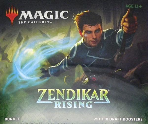 マジック:ザ・ギャザリング ゼンディカーの夜明け バンドルセット 英語版[Wizards of the Coast]《発売済・在庫品》
