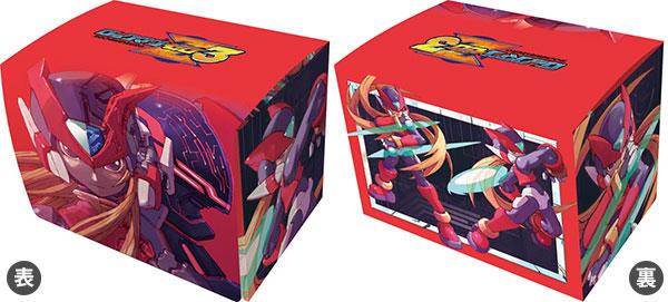 キャラクターデッキケースMAX NEO ロックマン ゼロ3「ゼロ&オメガ」[ブロッコリー]《10月予約》