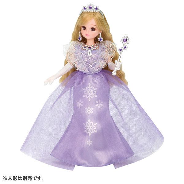 リカちゃん LW-12 スノープリンセス (ドール用)[タカラトミー]《発売済・在庫品》