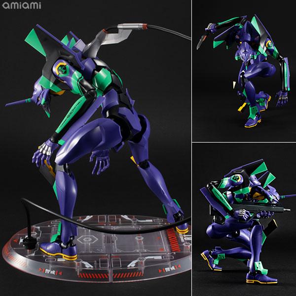 DYNACTION 汎用ヒト型決戦兵器 人造人間エヴァンゲリオン初号機[BANDAI SPIRITS]【同梱不可】《12月予約》