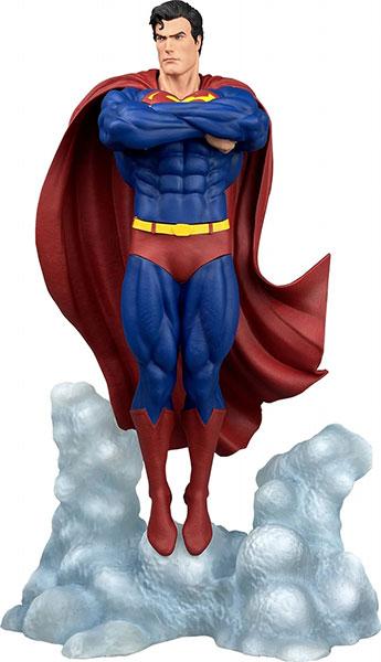 DCギャラリー/ DCコミックス: スーパーマン アセンダント PVCスタチュー[ダイアモンドセレクト]《在庫切れ》