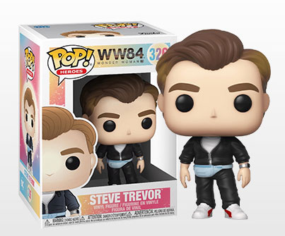 POP! 『ワンダーウーマン 1984』スティーブ・トレバー[ファンコ]《在庫切れ》