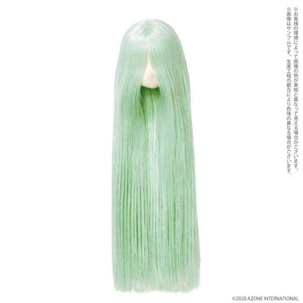 1/6 ピュアニーモ用ヘッド2 (ホワイト) パステルグリーン[アゾン]《発売済・在庫品》