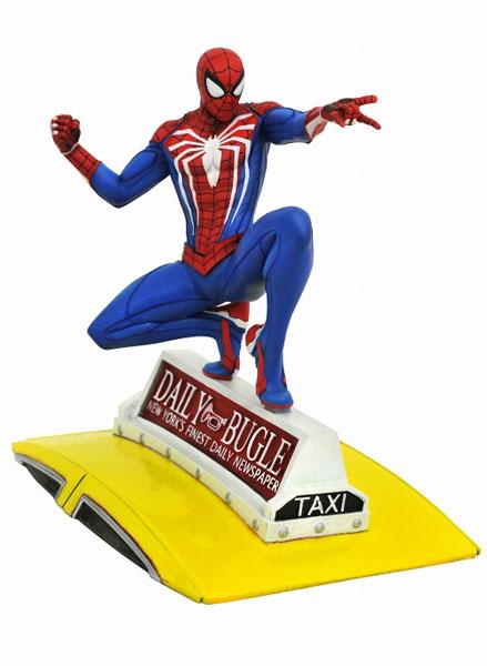 マーベルギャラリー/ Marvel Spider-Man: スパイダーマン PVCスタチュー[ダイアモンドセレクト]《在庫切れ》