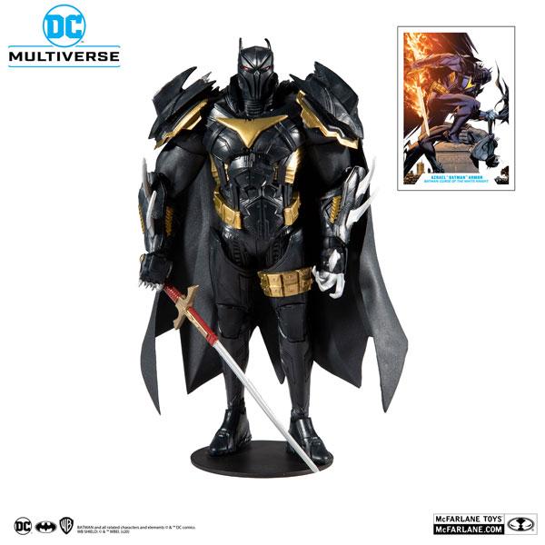 『DCコミックス』 DCマルチバース 7インチ・アクションフィギュア #026 バットマン/アズラエル[マクファーレントイズ]《10月仮予約》