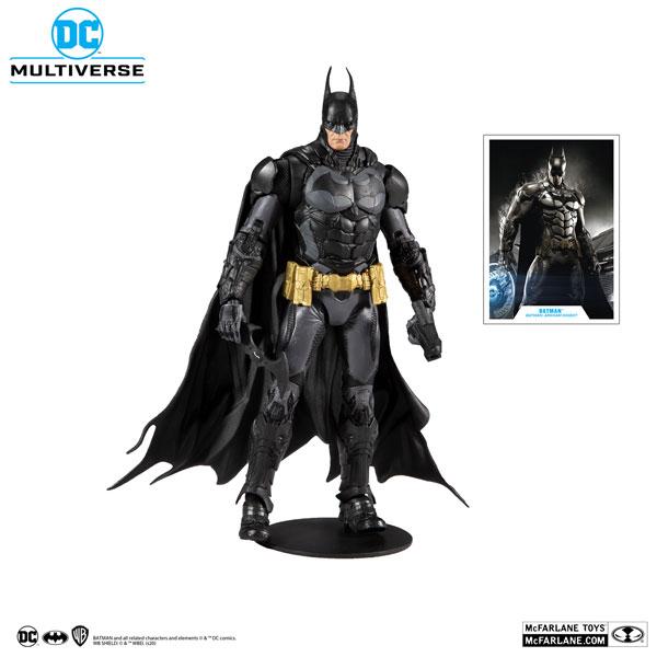 DCコミックス DCマルチバース 7インチ・アクションフィギュア #027 バットマン[マクファーレントイズ]《10月仮予約》