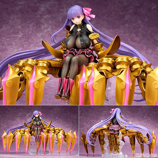 Fate/Grand Order アルターエゴ / パッションリップ 1/7 完成品フィギュア[キューズQ]【同梱不可】【送料無料】《11月予約》