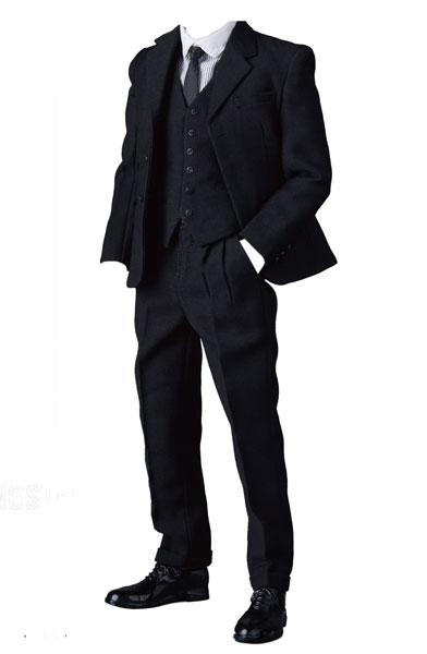【特典】1/6 男性用 クラシック ギャングスター スーツ A (ドール用)[PPトイズ]《12月予約》