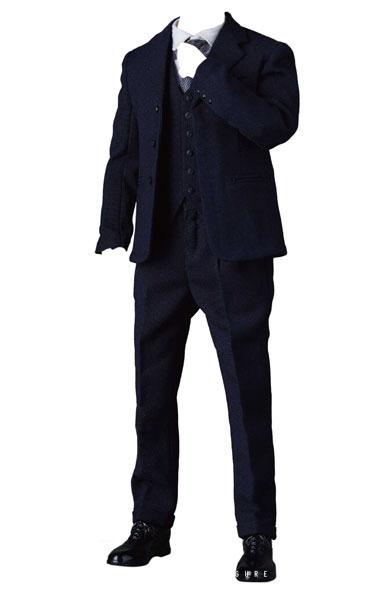 【特典】1/6 男性用 クラシック ギャングスター スーツ C (ドール用)[PPトイズ]《12月予約》