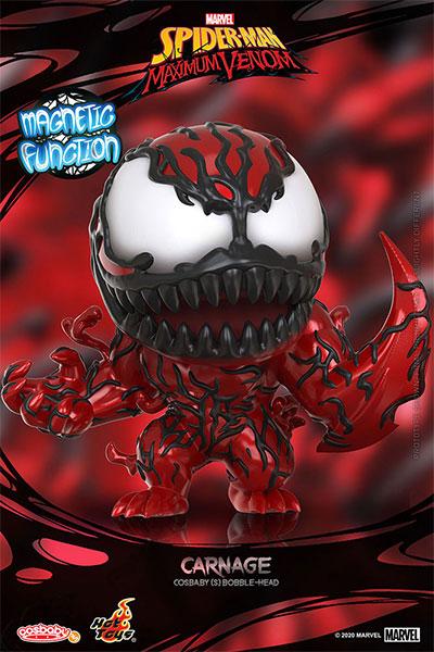 コスベイビー 『スパイダーマン:マキシマム・ヴェノム』[サイズS]カーネイジ[ホットトイズ]《在庫切れ》
