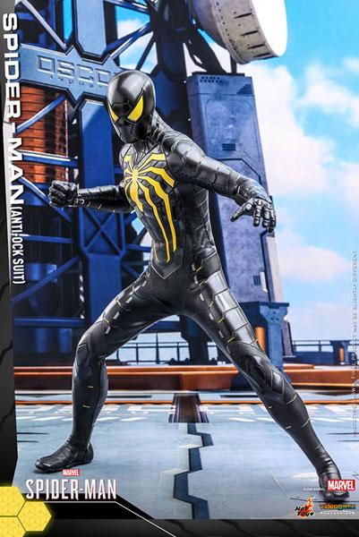 ビデオゲーム・マスターピース 1/6 スパイダーマン アンチオックスーツ版 延期前倒可能性大[ホットトイズ]【同梱不可】【送料無料】《発売済・在庫品》