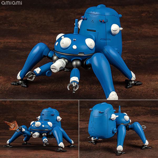 ROBOT魂〈SIDE GHOST〉 タチコマ-攻殻機動隊 S.A.C. 2nd GIG&SAC_2045-[BANDAI SPIRITS]《12月予約》