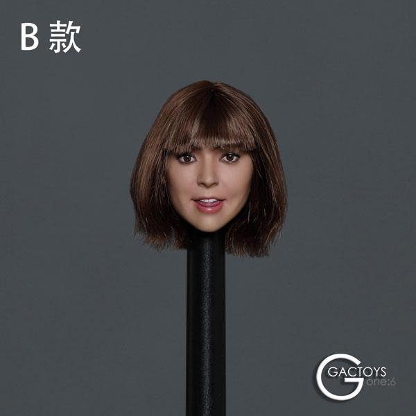 1/6 アジア美女ヘッド 038 B[GACトイズ]《09月仮予約》