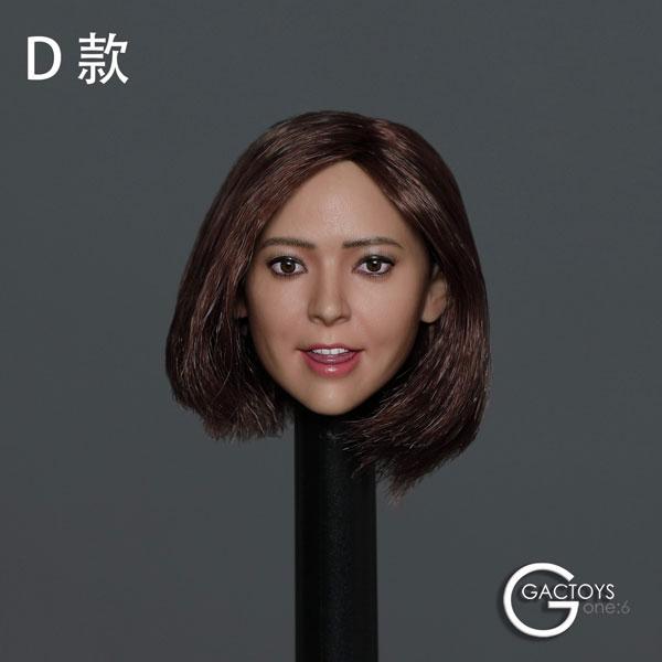 1/6 アジア美女ヘッド 038 D[GACトイズ]《09月仮予約》