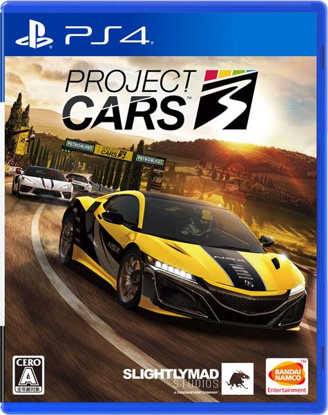 PS4 Project CARS 3[バンダイナムコ]《発売済・在庫品》
