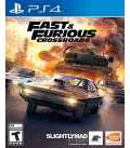 PS4 北米版 Fast & Furious Crossroads[バンダイナムコ]《08月予約》