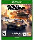 Xbox One 北米版 Fast & Furious Crossroads[バンダイナムコ]《08月予約》