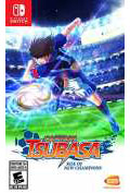 Nintendo Switch 北米版 Captain Tsubasa: Rise of New Champions[バンダイナムコ]《08月予約》