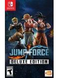 Nintendo Switch 北米版 Jump Force: Deluxe Edition[バンダイナムコ]《08月予約》