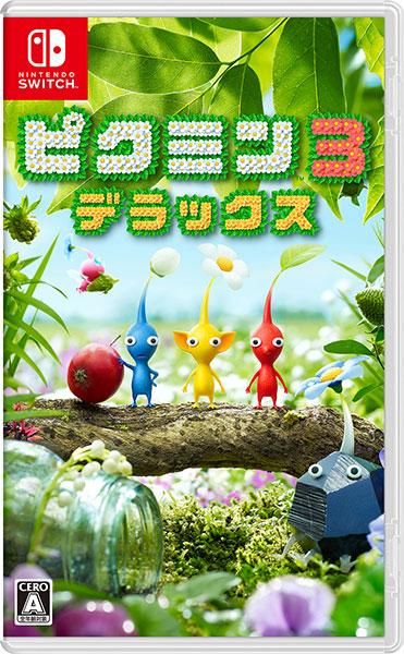 Nintendo Switch ピクミン3 デラックス[任天堂]【送料無料】《発売済・在庫品》