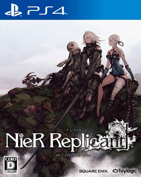 【特典】PS4 ニーア レプリカント ver.1.22474487139...[スクウェア・エニックス]《発売済・在庫品》