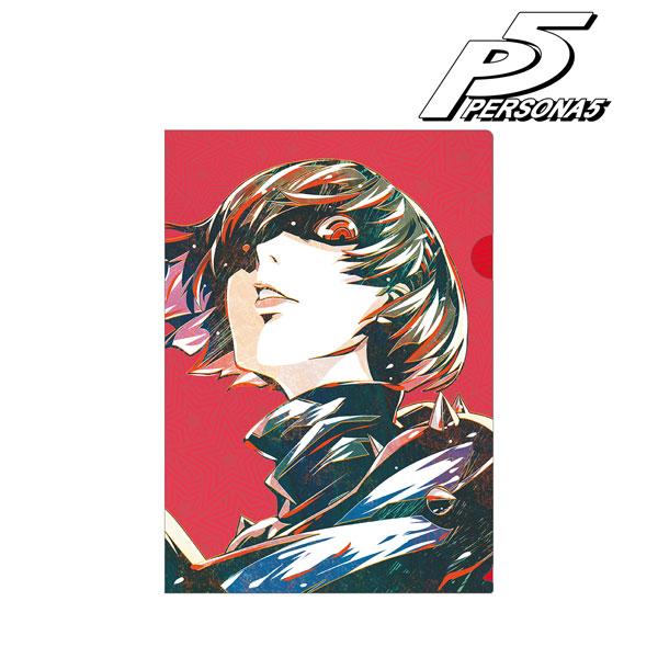 ペルソナ5 クイーン Ani-Art クリアファイル[アルマビアンカ]《在庫切れ》