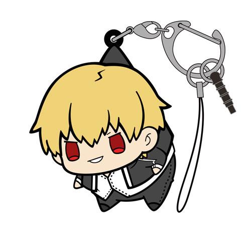 Gekijouban Fate//Stay Night Heaven/'s Feel Rubber Strap Saber Gilgamesh Archer
