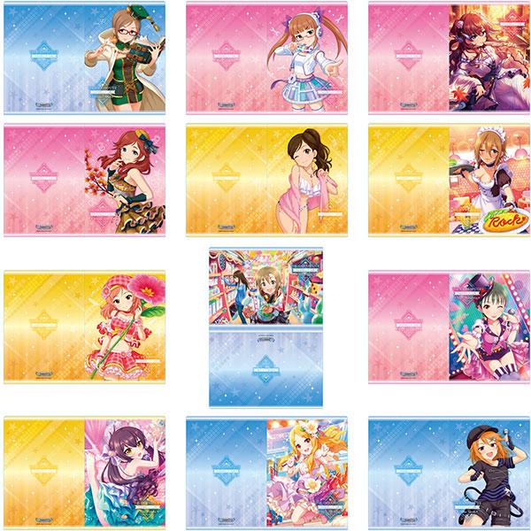 アイドルマスター シンデレラガールズ クリアファイルコレクション 12個入りBOX[ムービック]《発売済・在庫品》