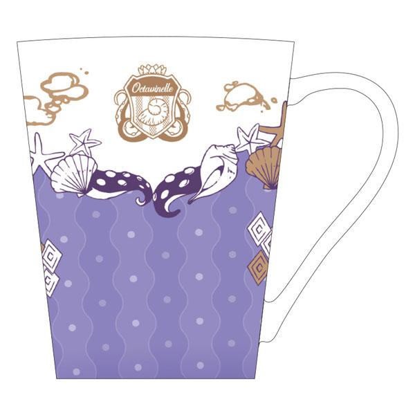 ツイステッドワンダーランド ~Story colors シリーズ~ マグカップ オクタヴィネル[カミオジャパン]《11月予約》