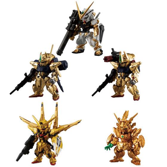 FW GUNDAM CONVERGE GOLD EDITION 8個入りBOX (食玩)[バンダイ]《11月予約》