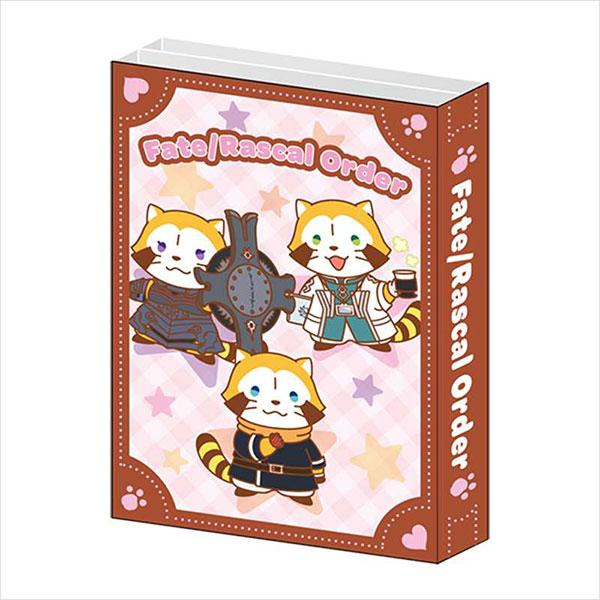 Fate/Grand Order -絶対魔獣戦線バビロニア-×ラスカル パタパタメモ帳[キャラバン]《09月予約》