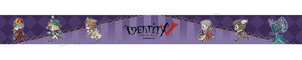 Identity V だっしゅっ!シリーズ Vol.4 マスキングテープA[フロンティアワークス]《11月予約》