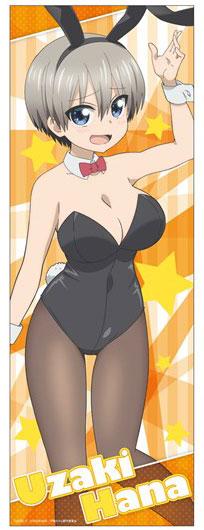 宇崎ちゃんは遊びたい! スティックポスター B[ペンギンパレード]《在庫切れ》