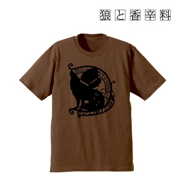 狼と香辛料 狼と香辛料亭 Tシャツ メンズ L[アルマビアンカ]《11月予約》