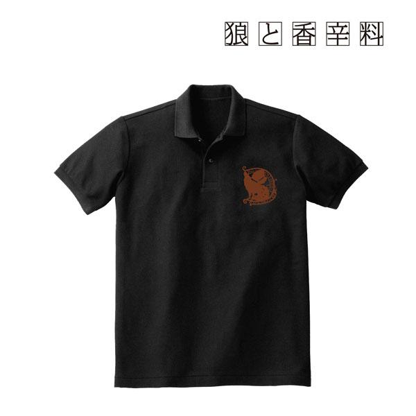 狼と香辛料 狼と香辛料亭 ポロシャツ メンズ L[アルマビアンカ]《11月予約》